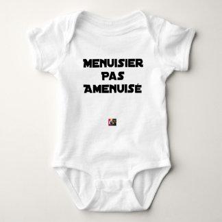 Body Para Bebê Carpinteiro não Diminuído - Jogos de Palavras