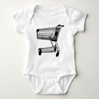 Body Para Bebê Carrinho de compras