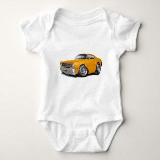 Body Para Bebê Carro 1970-74 da laranja do espanador