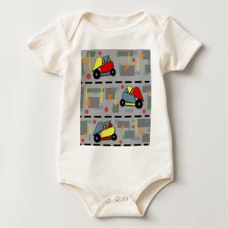 Body Para Bebê Carro do brinquedo