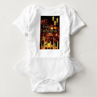 Body Para Bebê cartão 3 de ramadan