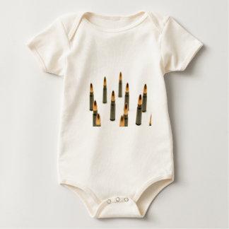 Body Para Bebê Cartucho 7.62x39 de AK47 da bala da munição de