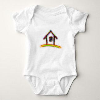 Body Para Bebê Casa