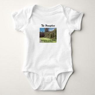 Body Para Bebê Casa Auld de Buchanan - clã de Buchanan
