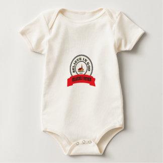 Body Para Bebê casa de reunião da capela da igreja