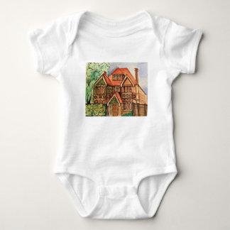 Body Para Bebê Casa doce Home