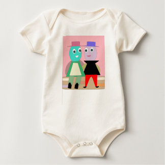 Body Para Bebê casais humpty