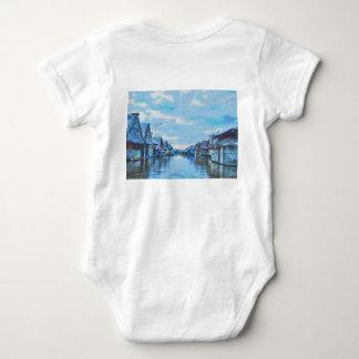 Body Para Bebê Casas e canal