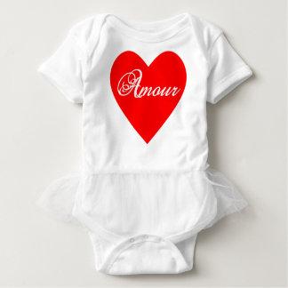 Body Para Bebê Caso amoroso