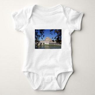 Body Para Bebê Castel Sant Angelo