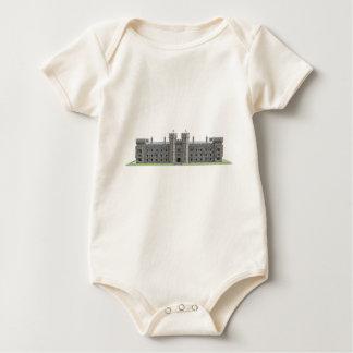 Body Para Bebê Castelo de Blenheim