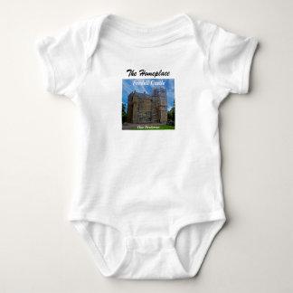 Body Para Bebê Castelo de Fordell - clã Henderson