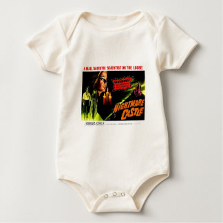 Body Para Bebê Castelo do pesadelo