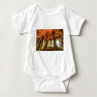 Body Para Bebê Catedral Edimburgo Scotland de St Giles