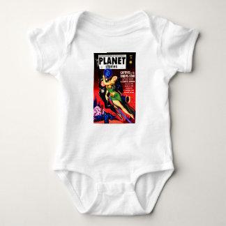 Body Para Bebê Cativo da estrela dos ladrões