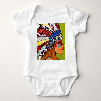 Body Para Bebê Cattail Kali