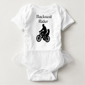 Body Para Bebê Cavaleiro do assento traseiro
