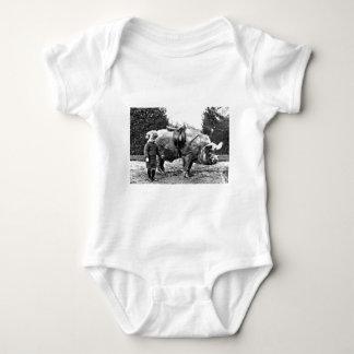 Body Para Bebê Cavaleiro do porco