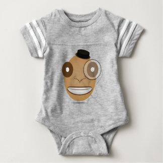 Body Para Bebê Cavalheiro