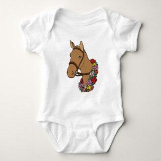 Body Para Bebê Cavalo do campeão