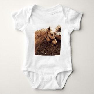 Body Para Bebê Cavalo e ônibus Dappled