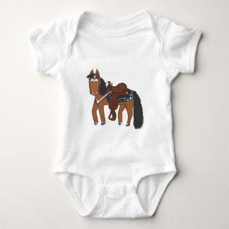 Body Para Bebê Cavalo ocidental de Riki