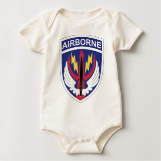 Body Para Bebê Central do comando de operações especiais -