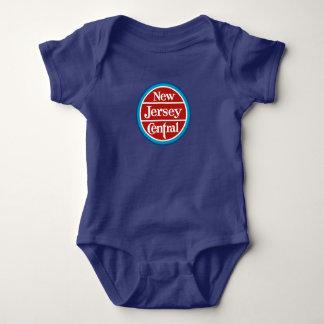 Body Para Bebê Central Railfan de New-jersey
