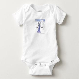 Body Para Bebê Céus azuis de ShardArt por Tony Fernandes