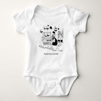 Body Para Bebê Cgi Crtoon 2857