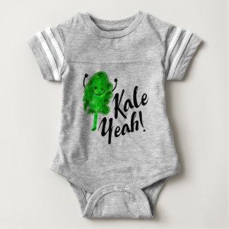 Body Para Bebê Chalaça positiva da couve - couve yeah!