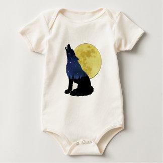 Body Para Bebê Chamada da meia-noite