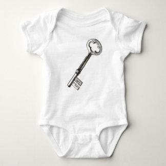 Body Para Bebê chave