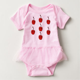 Body Para Bebê Cherry clothes