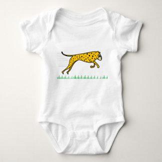 Body Para Bebê Chita bonito Babygrow