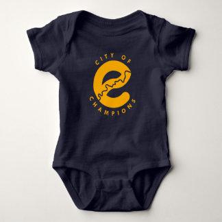 Body Para Bebê Cidade da ligação em ponte dos campeões