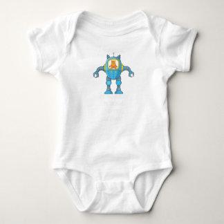 Body Para Bebê Ciência engraçada do robô do cientista da
