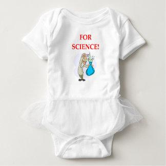 Body Para Bebê cientista louco