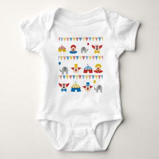 Body Para Bebê Circo