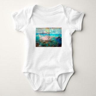Body Para Bebê Citações da inspiração de Rumi sobre o universo