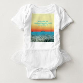 Body Para Bebê Citações vibrantes bonito da sabedoria de