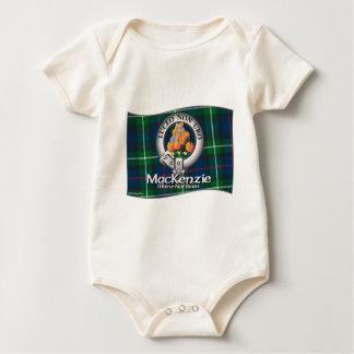 Body Para Bebê Clã de Mackenzie