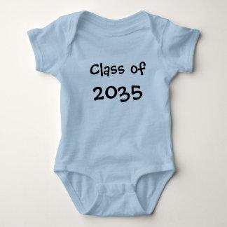 Body Para Bebê Classe do bodysuit do bebê de 2035