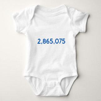 Body Para Bebê Clinton obteve a isto muito mais votos