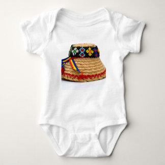 Body Para Bebê clop o chapéu tradicional