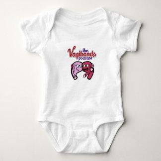 Body Para Bebê Coberta de uma peça só do bebê de Vagibonds