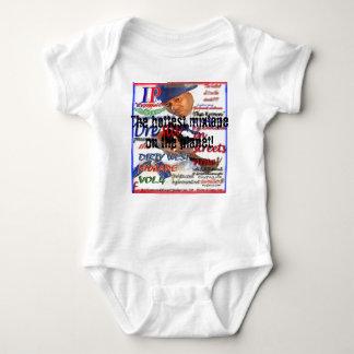 Body Para Bebê cobrir final, o mixtape o mais quente no planeta!