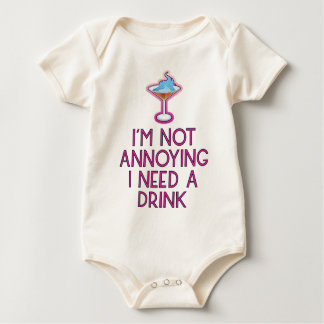 Body Para Bebê Cocktail álcool festa barman Bar festival