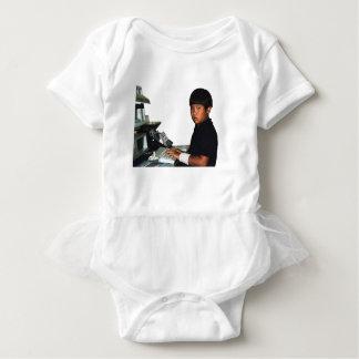 Body Para Bebê Codificador incondicional com Wristband