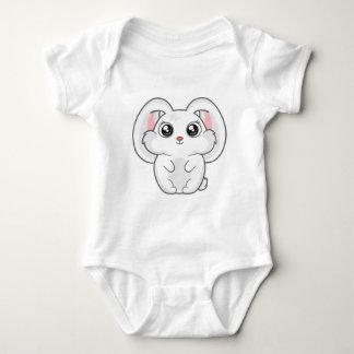 Body Para Bebê Coelho bonito